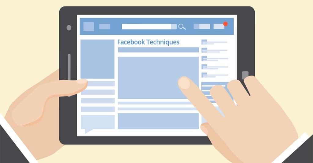 facebook-techniques